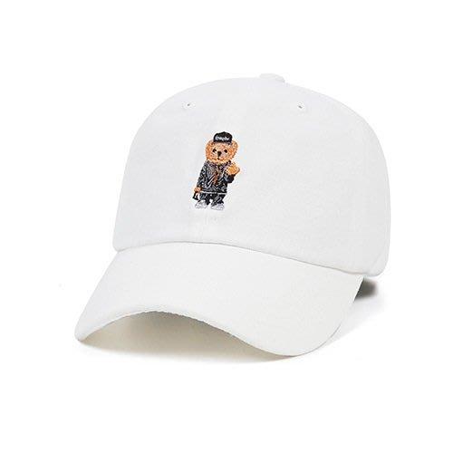 【Easy GO 韓國潮牌代購】 STIGMA 嘻哈熊造型 棒球帽/鴨舌帽