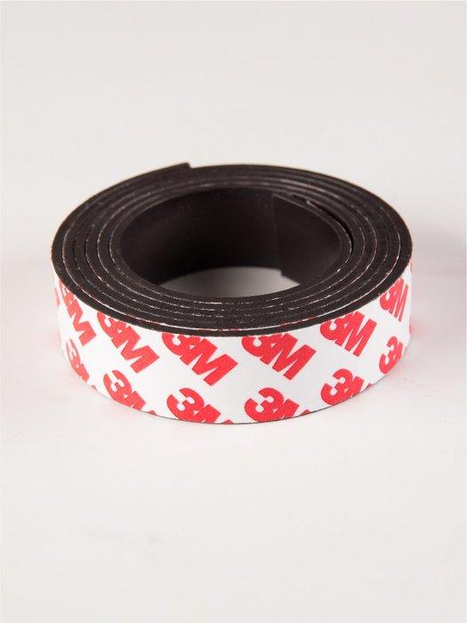 小花精品店-3M強力磁條貼片磁鐵紗窗橡膠軟磁條磁性條用吸鐵石貼黑板教具磁條