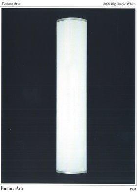 意大利牌子 FONTANA 進口壁燈 # 3029