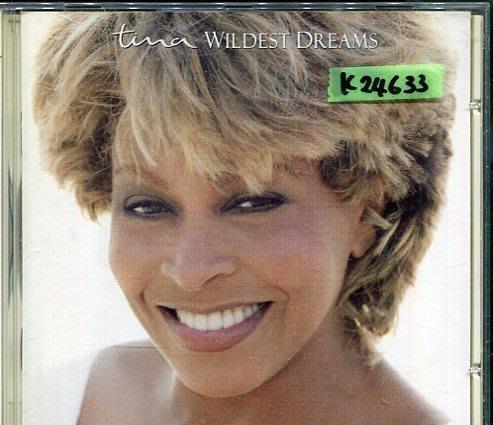 *真音樂*TINA TURNER / WILDEST DREAMS 二手 K24633