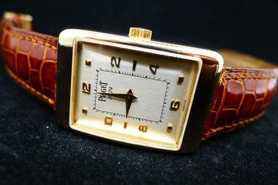 【大眾鐘錶珠寶名店】伯爵 piaget Rectangle A L'Ancienne 系列腕錶
