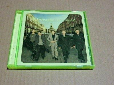 原版二手 CD 男孩特區 Boyzone - By request (精選)
