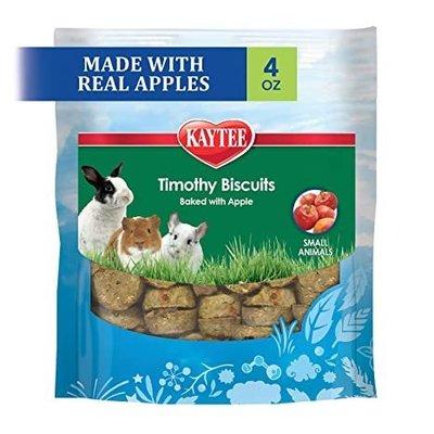 SNOW的家【訂購】Kaytee 提摩西牧草+胡蘿蔔/蘋果 2種口味 點心嚼塊 4oz