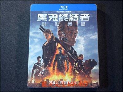 [藍光BD] - 魔鬼終結者5:創世契機 Terminator : Genisys ( 得利公司貨 )