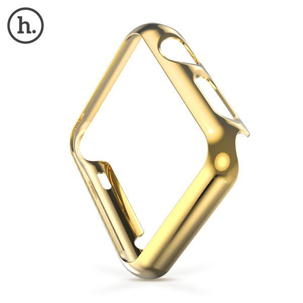 【愛瘋潮】HOCO Apple Watch 38mm  42mm 守護者電鍍殼 單售錶殼部