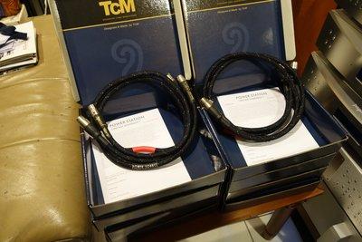 * 銘鋒音響社 * 美國 TCM Special Older 平衡訊號線˙ 全新品 特價 / 1米 *