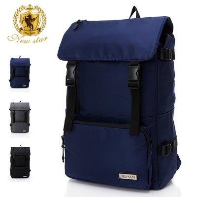 後背包男 時尚防水加大容量筆電包包 電腦包 旅行包 男 女 男包 現貨 NEW STAR BK290