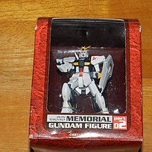 Banpresto GUNDAM MEMORIAL PART 02 NEW 高達