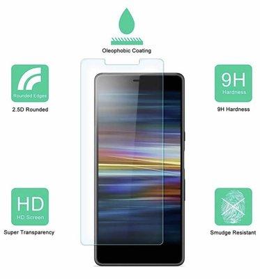 Sony Xperia L3  透明鋼化防爆玻璃 保護貼 9H Hardness HD Clear Tempered Glass