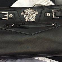 降價! Versace 美杜莎蛇頭女妖手拿肩背兩用酷包