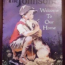 復古電影海報風 鐵皮畫 : 復古 電影 海報 鐵皮畫 裝飾 家飾 居家