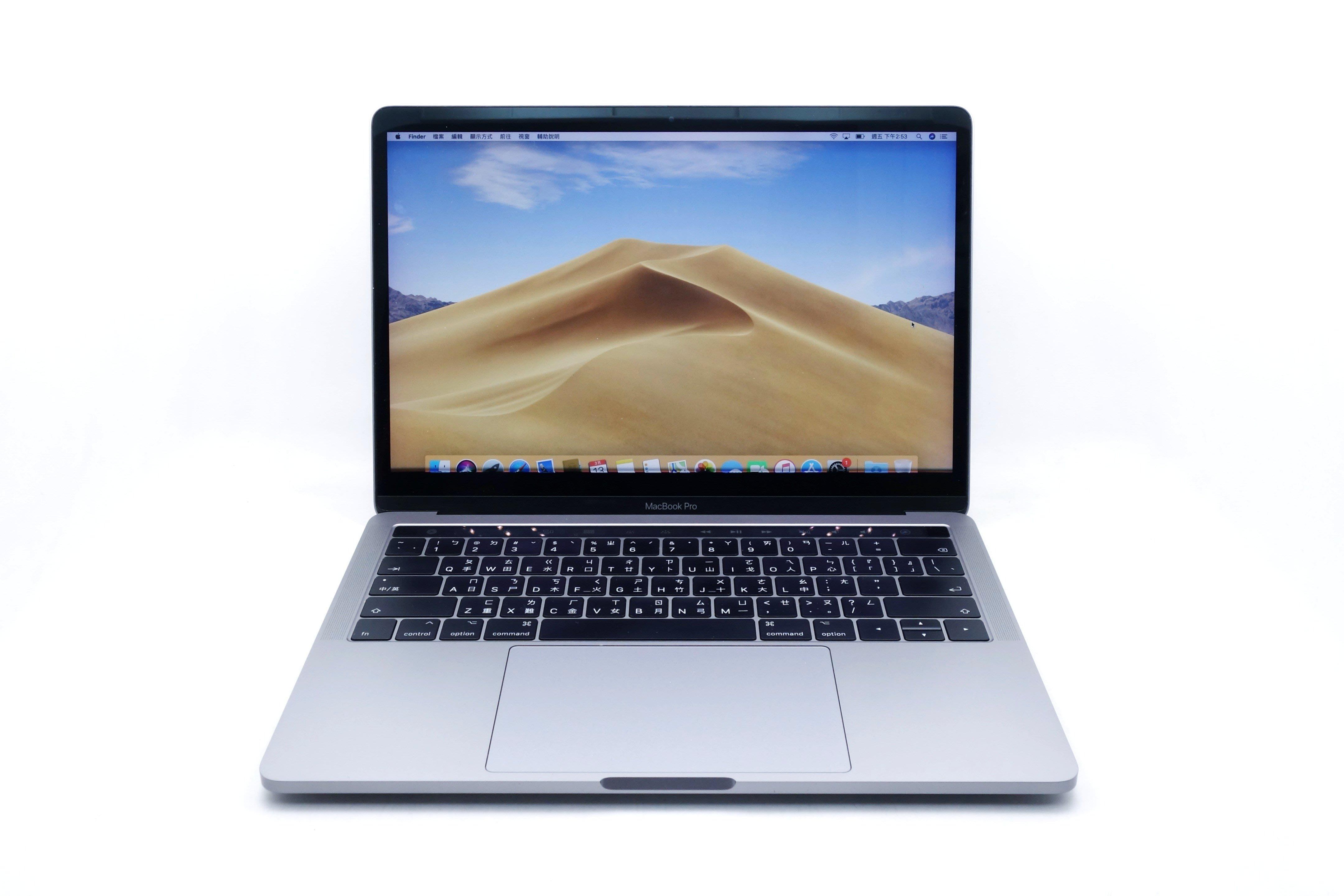【台中青蘋果競標】MacBook Pro 13吋 i5 3.1 8G 512G SSD 瑕疵機出售 #47625