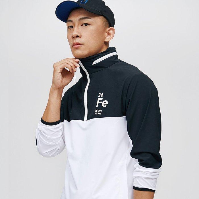 【OTOKO Men's Boutique】固制:防風帶帽運動衛衣 (台灣獨家代理) 原廠正品