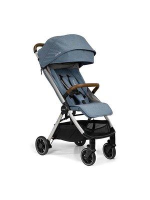 NUNA trvl 嬰兒手推車(寶藍色)