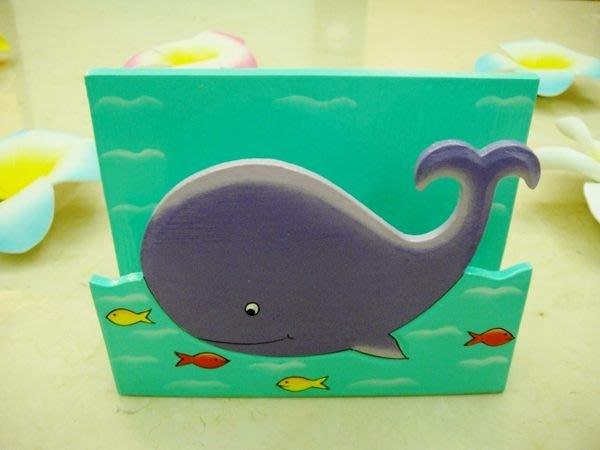 Y【永晴峇里島】巴里島鯨魚造型面紙盒,增添異國風味,居家,民宿,餐廳,飯店都好用-面紙盒11@