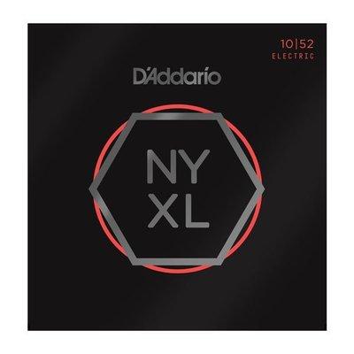 『凱恩音樂教室』免運優惠 Daddario NYXL 1052 (10-52) Nickel Wound 電吉他弦