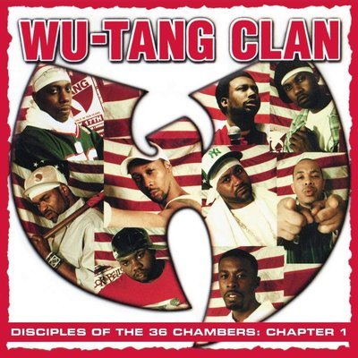 黑膠唱片 LP WU-TANG CLAN Disciples Of The 36 Chambers Chapter 1
