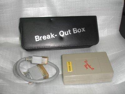 主向位科技 CTC Union BOB-V35 Break-out Box 接線盒和電纜測試儀