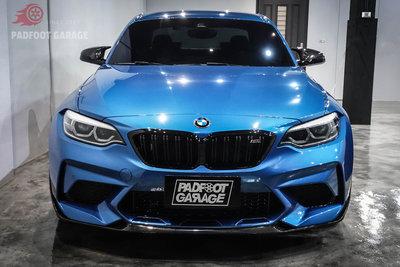 Akrapovic BMW M2 COMPETITION  Carbon 碳纖維 後視鏡 後照鏡蓋 外蓋 亮霧面F87N