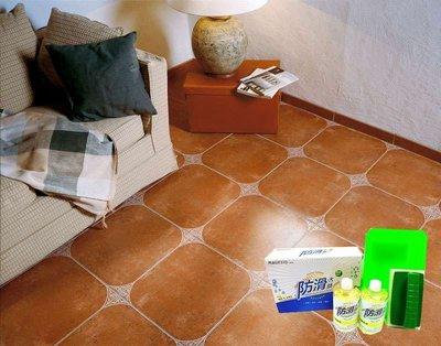地板防滑劑《防滑大師》石英磚地面防滑劑組(止滑劑)