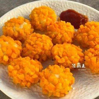 ☆富貴蟹餅☆炸物 年菜 250g±5% 10入/盒 【陸霸王】