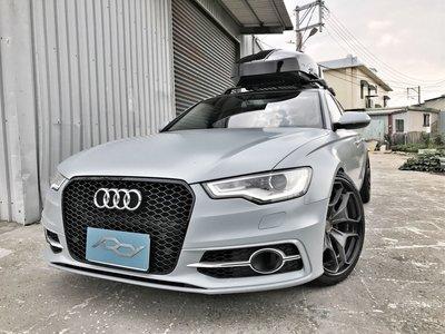 奧迪 Audi A6 C7改S6保桿套件