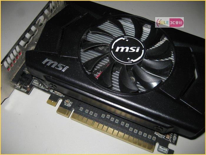 JULE 3C會社-微星MSI N740-2GD5 GT740/DDR5/2G/軍規/全固態/保內/PCIE 顯示卡