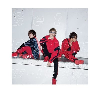 合友唱片 面交 自取 w-inds./『Get Down』CD+DVD初回限定盤