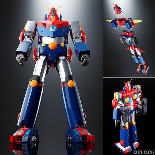 【日販】DX 超合金魂~超電磁機器人 孔巴特拉V 含聲音系統~代理版!現貨