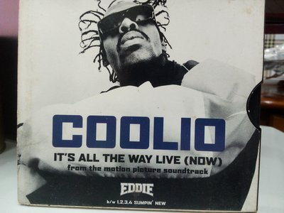 COOLIO-IT'S ALL THE WAY LIVE(NOW)