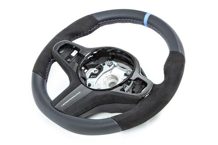 【樂駒】 BMW 原廠 F90 M5 M Performance 方向盤 碳纖維 Carbon 飾蓋 撥片 套裝組
