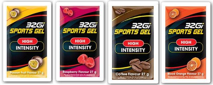 騎跑泳者 - 32Gi 能量包 27克 (多種口味任選) 兩小時的穩定釋放能量,量多優惠,5包300元