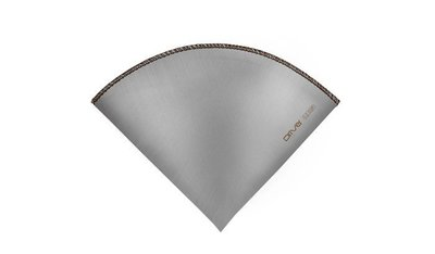 Driver[錐形]不鏽鋼環保濾紙1-2cup