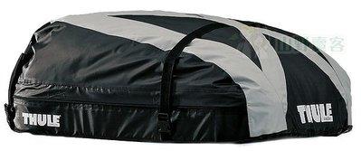 【山野賣客】Thule 都樂 Ranger 90 軟式行李箱,車頂行李箱,置物箱,280公升(110*80*40cm)
