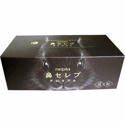 日本【Nepia】黑兔高級三層紙巾130抽