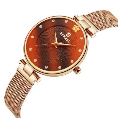 【潮裡潮氣】REWARD變色炫彩女錶ins時尚小清新防水女士石英手錶RD22014L