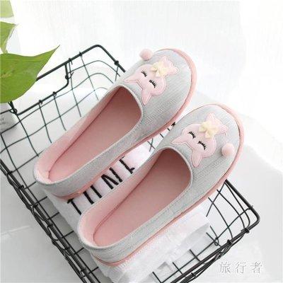 產后包跟月子鞋 孕婦拖鞋厚底防滑夏薄款軟底室內產婦鞋透氣 BT3103