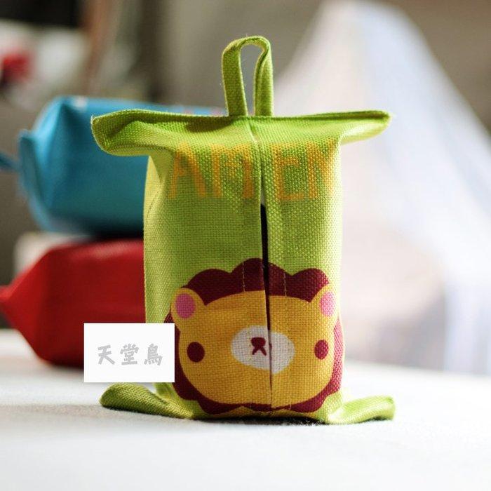 基督教禮品 幸福小組禮物  棉麻紙巾袋~ 布藝紙巾套 家用車用辦公室抽取衛生紙袋 經文耶穌禮品