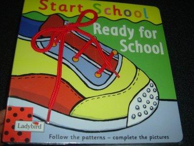 Ladybird 小飄蟲幼幼英文 Ready for school (全新未拆封)