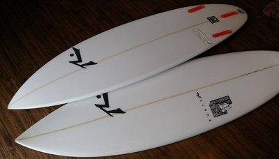 SLIDE SURF SHOP ~ RUSTY SURFBOARD 衝浪板 / sweet tooth