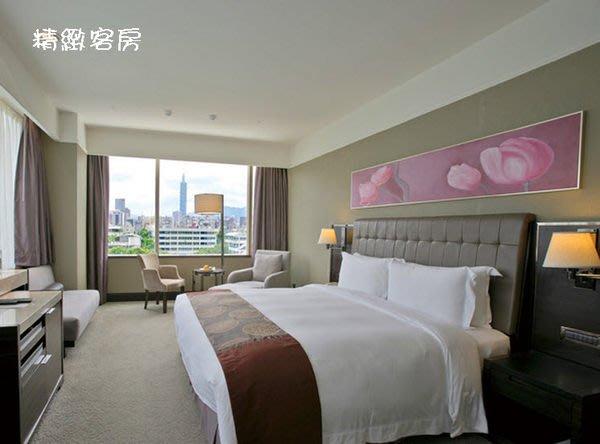 @瑞寶旅遊@台北福容大飯店(台北一館)【豪華客房】含早餐『假日不加價』