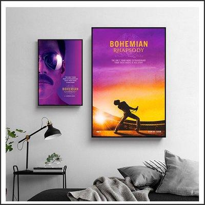藝術微噴 電影海報 波希米亞狂想曲 Bohemian Rhapsody 嵌框畫 @Movie PoP 賣場多款海報~