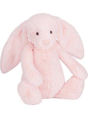 英國 JELLY CAT Bashful plush pink bunny huge 51cm(預購)