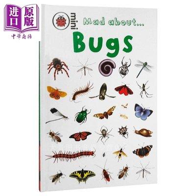 Mad About Bugs 精裝 洞穴昆蟲 動物科普 幼兒啟蒙