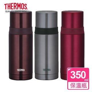 糖糖小品》全新 THERMOS 膳魔師 不銹鋼真空保溫瓶 / 保溫杯 ( FEI-351 / 0.35L )