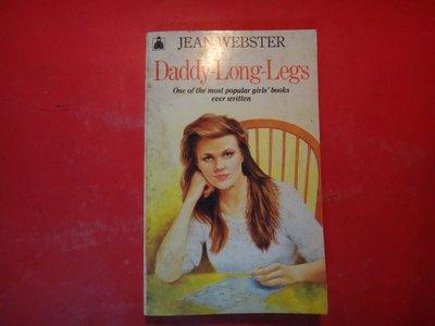 【愛悅二手書坊 29-16】DADDY-LONG-LEGS JEAN WEBSTER/著 KNIGHT出版