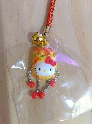sanrio hello kitty吊飾~ 大阪限定~2008絕版 ~收藏