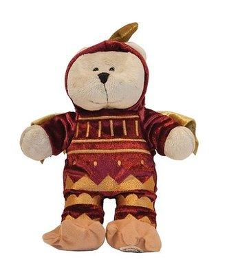 ㊣星巴克 雞年熊寶寶 bearista   生肖熊  starbucks