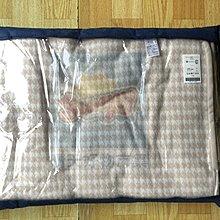 現貨不用等 妮芙露 Nefful 負離子(薄)單人毛毯 BI 062淺褐色千鳥紋
