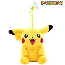 41+本通@gift41 Pokemon 神奇寶貝 寶可夢 皮卡丘 絨毛 玩偶 吊飾 4715219233601